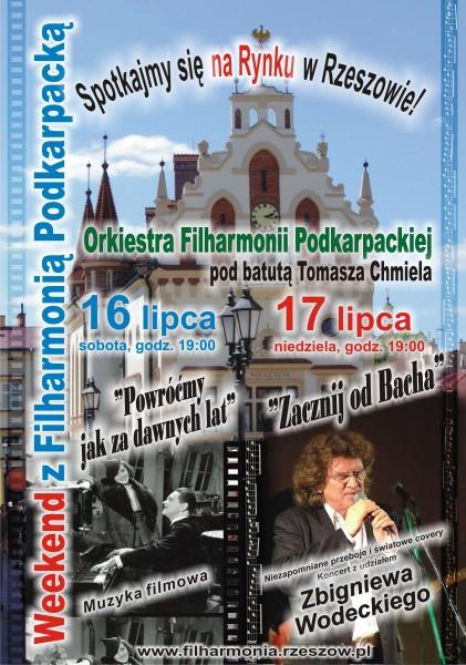 weekend z filharmonia