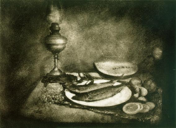 fot. Robert Pawłowski, Franciszków, Martwa natura z piklingami