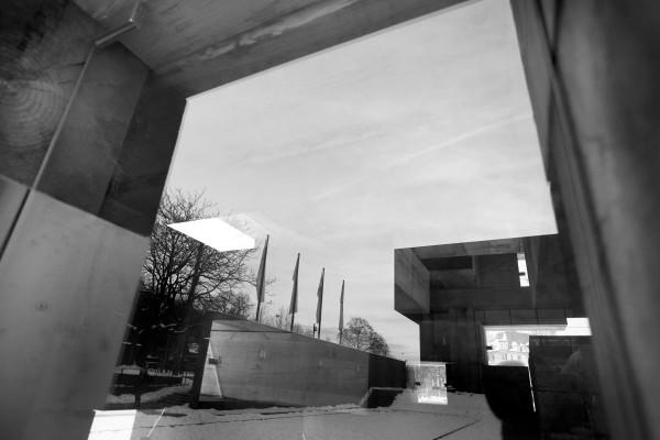Odbicie  Kunsthalle w Bielefeldzie