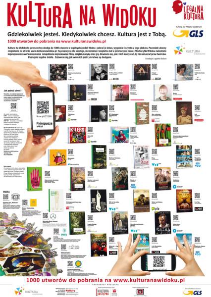 Plakat Kultura na Widoku 2017 kopia